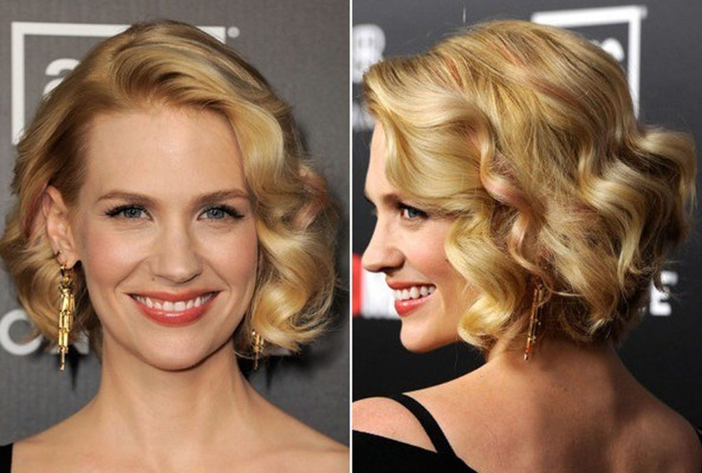 Chin-grazing bob Cute short hairstyles for women