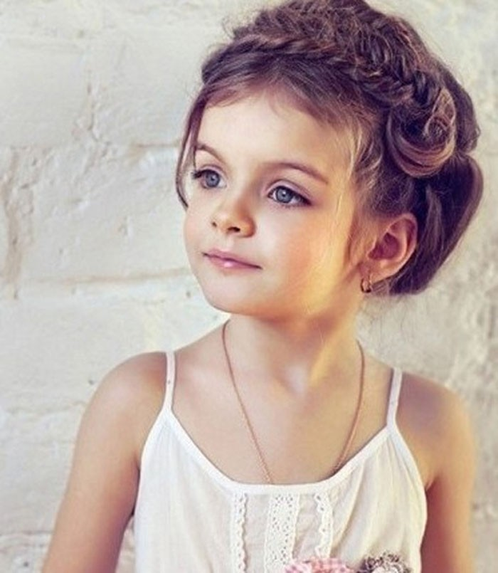 5 Easy And Simply Cute Hairstyles For Little Girls With Short Hair