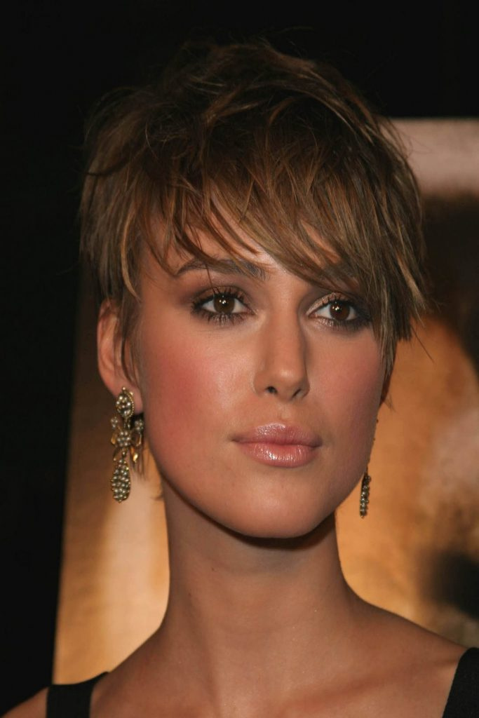 Dainty pixie cut Cute short hairstyles for women