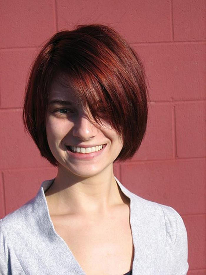 Loving Life With A Short Bob Haircuts With Bangs Designs By Brittney