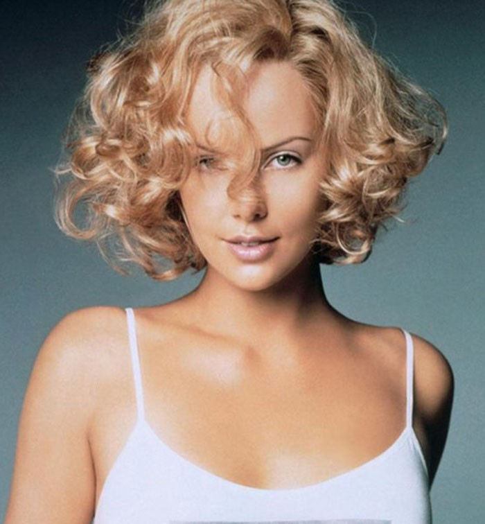 Celebrities With Short Curly Bob Hairstyles Designs By Brittney
