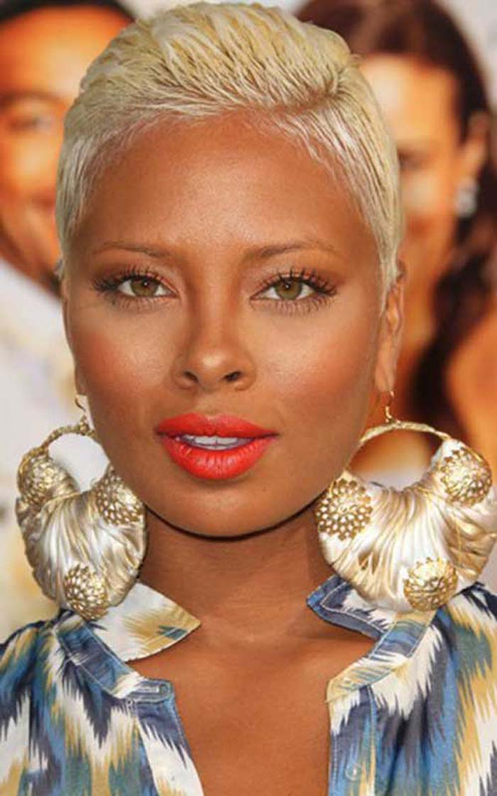 Short Blonde Hairstyles for Black Women That Rock – Designs by ...
